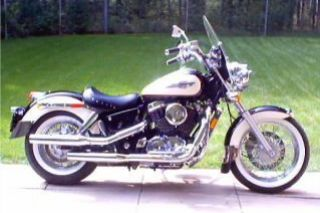 Honda Vt 1100 C2 Shadow Ace 1997 Motorcycles Photos Video Specs