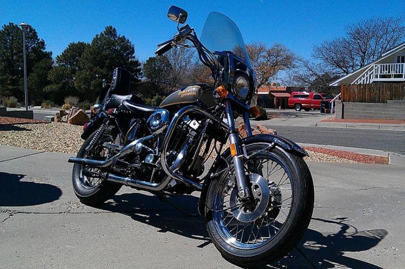 Harley-Davidson XLS 1000 Roadster, 1980 Motorcycles - Photos