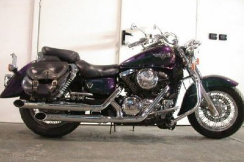Harley-Davidson FXST 1340 Softail, 1984 Motorcycles - Photos