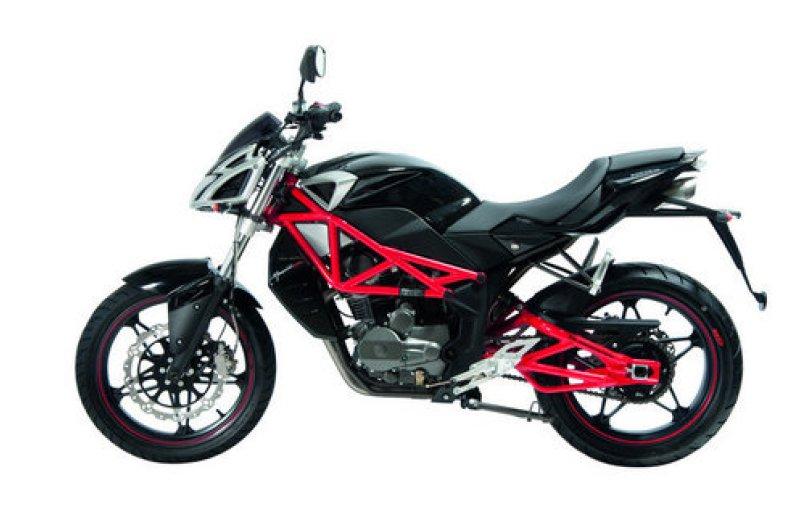 Keeway RKF 125 Motorcycles - Photos, Video, Specs, Reviews