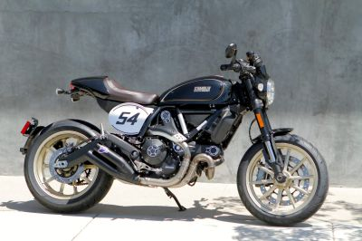 Ducati Scrambler Cafe Racer 2018 Motorcycles Photos Video Specs