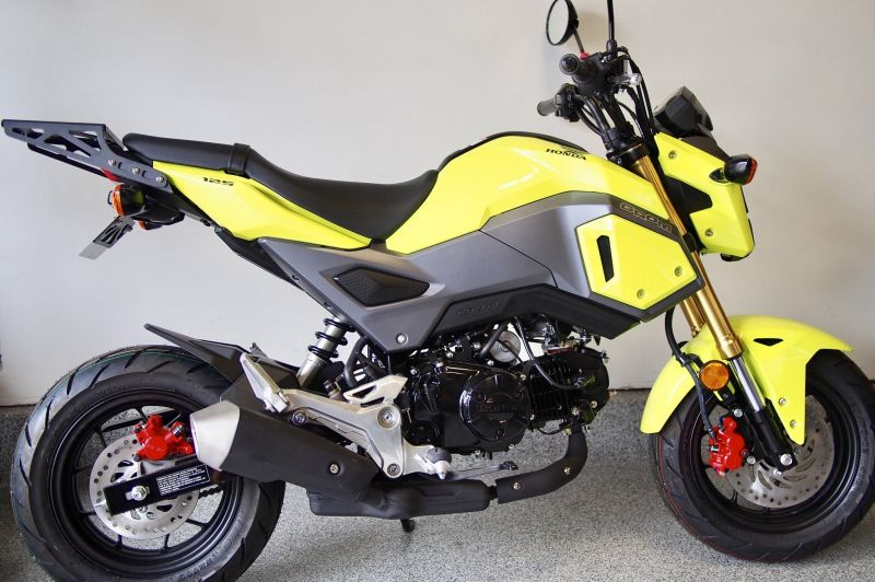 Honda Grom Specs >> Honda Grom 2017 Motorcycles Photos Video Specs Reviews
