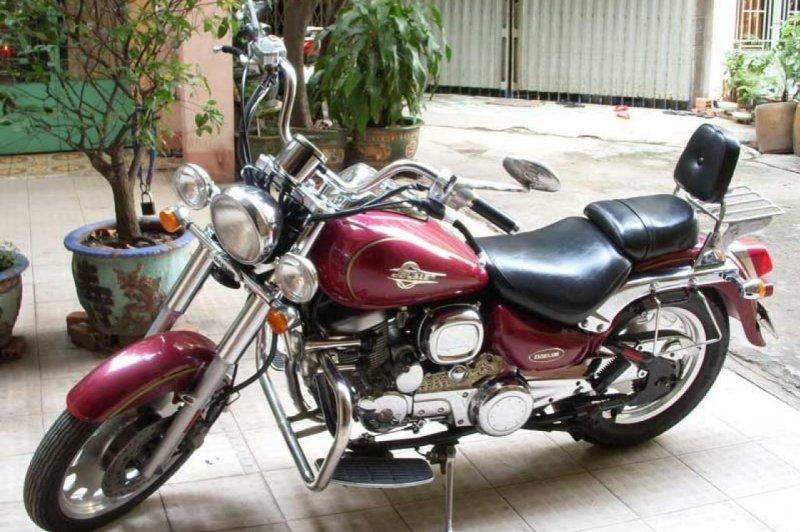 Leonart Pilder 125 Motorcycles - Photos, Video, Specs, Reviews