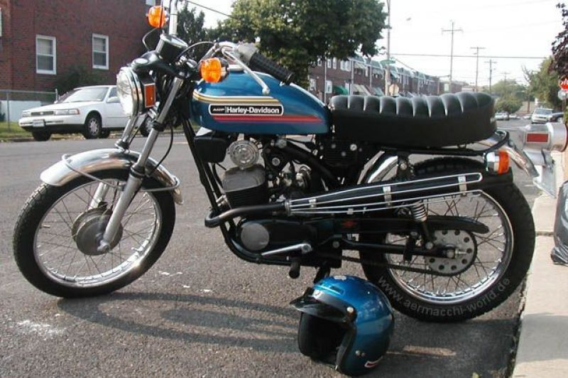 Aermacchi Motorcycles - Models, Photos, Reviews