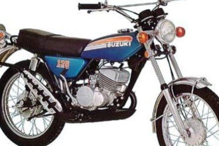 Suzuki TS 125, 1974 Motorcycles - Photos, Video, Specs, Reviews