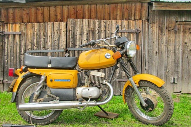 Мотоциклы Voskhod