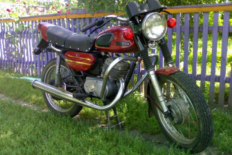 мотоцикл минск фото тюнинг полковника полиции ожиминой