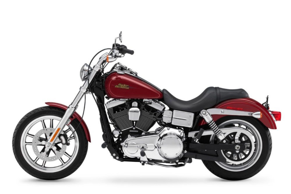 FXDL Dyna Low Rider, 2008