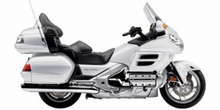 Gold Wing Airbag, 2008