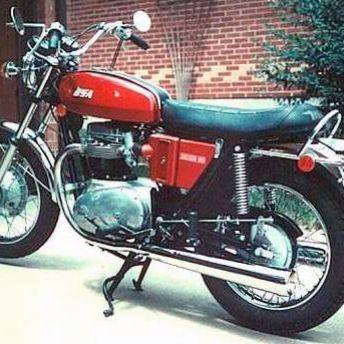 A 65 Lightning, 1970
