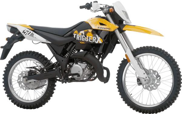 Trigger X 50, 2007