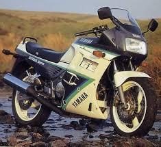 FZ 750, 1992