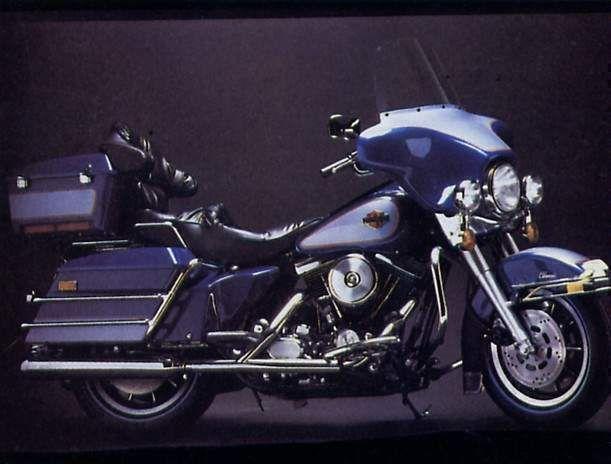 FLHTC 1340 Electra Glide Classic, 1984