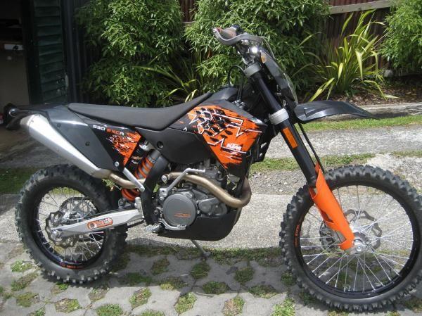 MX 503 Enduro EN
