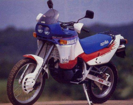 Tuareg 600 Wind, 1988