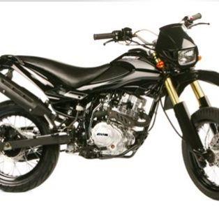 Dafier STM 125, 2011 Motorcycles - Similar Models
