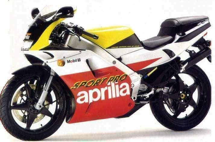 AF1 125 Sport Pro, 1992