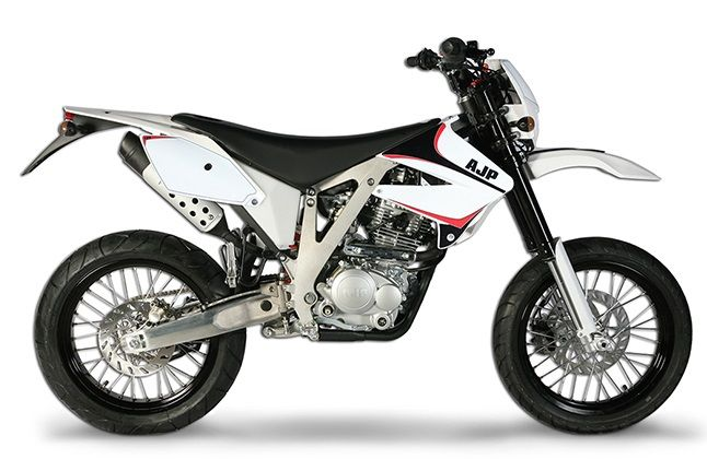 PR3 240 Supermoto