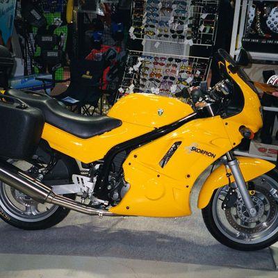 660 Skorpion Replica, 1997