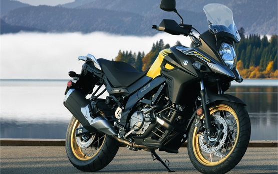 2020 Suzuki Motorcycle Models