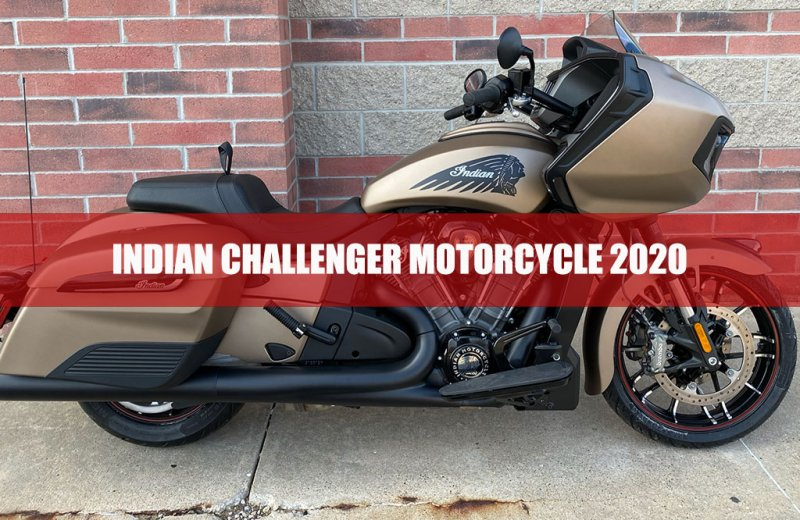 Getting familiar with the Indian Challenger motorcycle