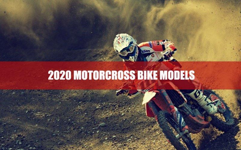 2020 motorcross BIKE MODELS