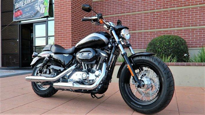 Buying Your First Harley-Davidson Bike