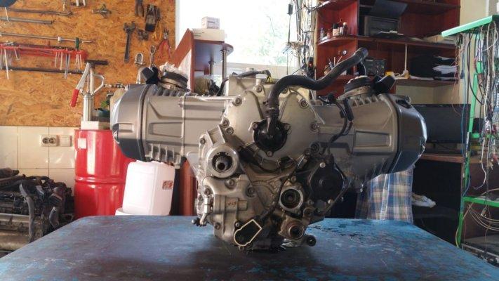 Ремонт генератора BMW R1200GS