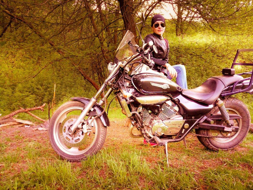 Мотоциклы-круизеры