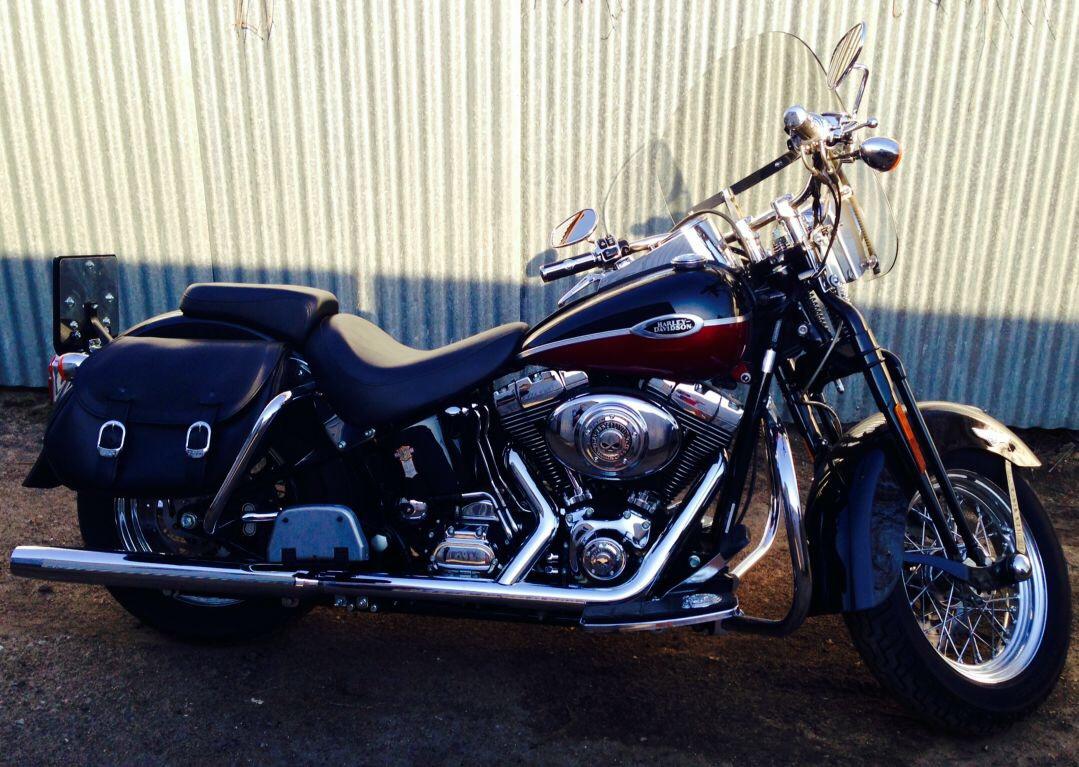 Harley-Davidson 1340 Springer Softail
