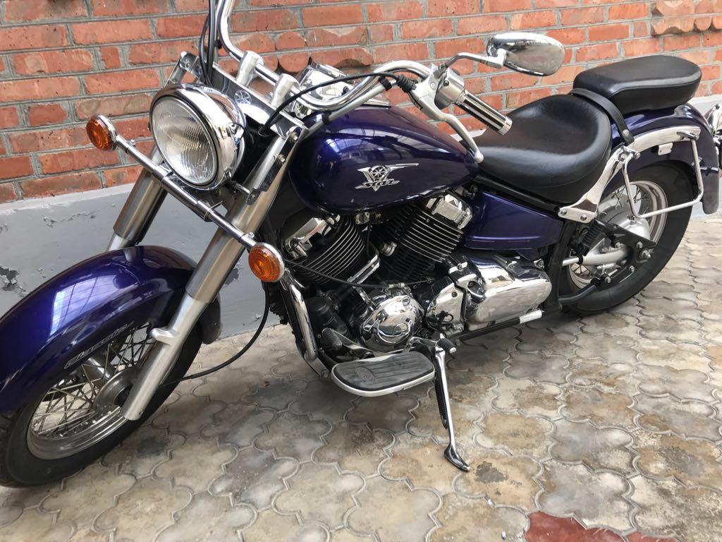 Yamaha V Star Classic 650, 2005