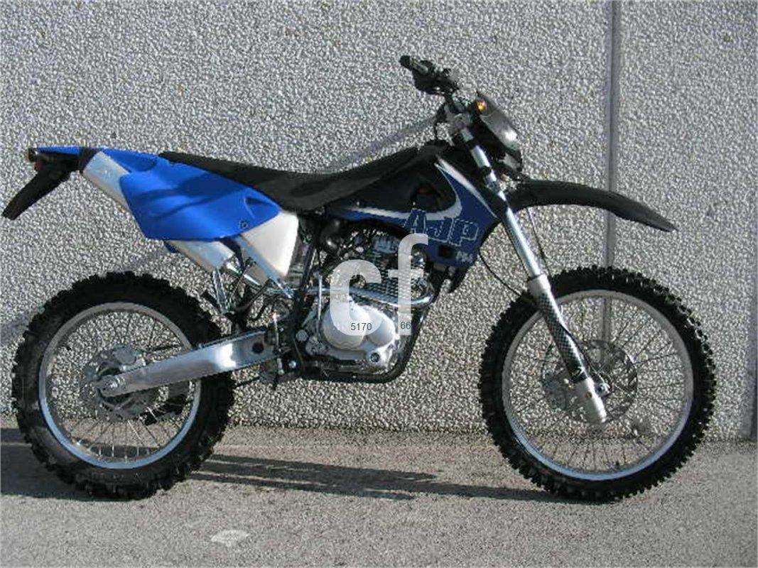 Pr4 125 Enduro, 2007