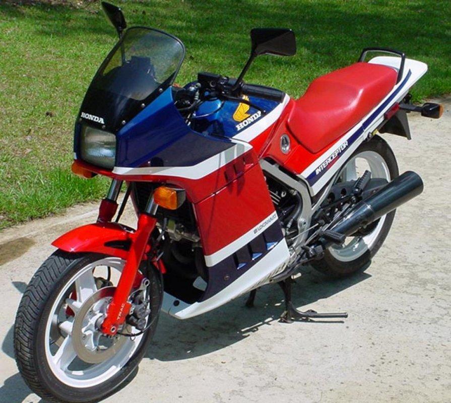 VF 500 F, 1986