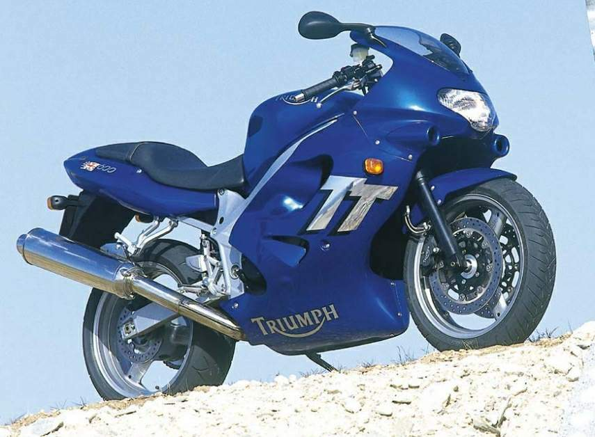 TT 600, 2002