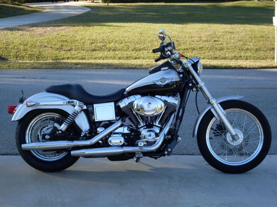 FXDL Dyna Low Rider, 2003