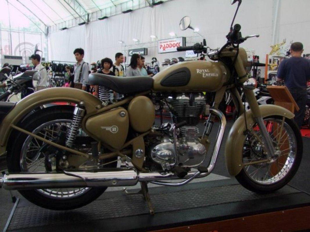 350 Bullet Classic, 2003