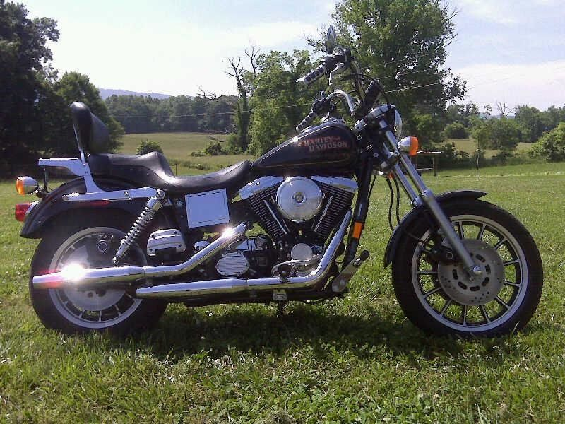 Dyna Glide Convertible
