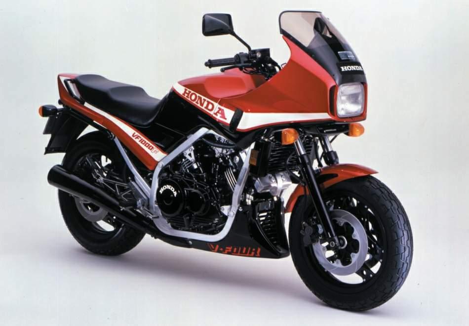 VF 1000 F (reduced effect), 1986