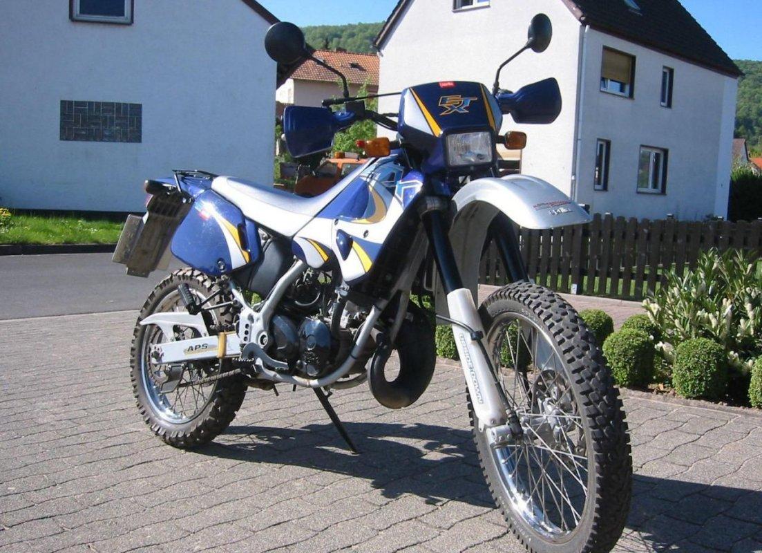 ETX 125, 2001