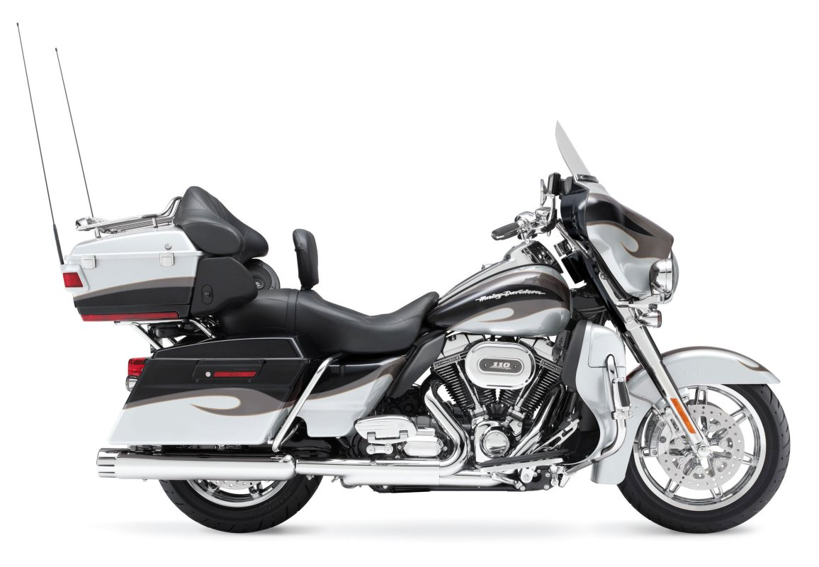 Electra Glide Ultra Classic (reduced effect), 1991