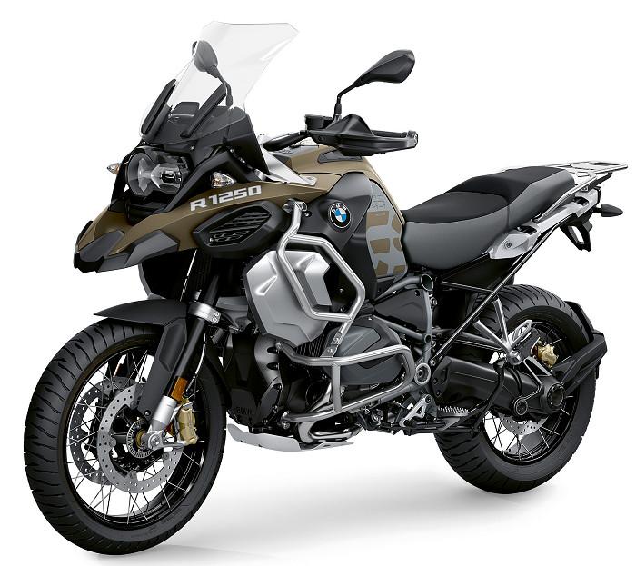 bmw r 1250 gs adventure, 2020 motorcycles - photos, video