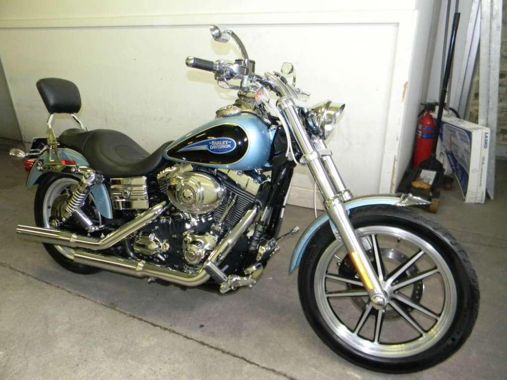 FXDL  Dyna Low Rider, 2007