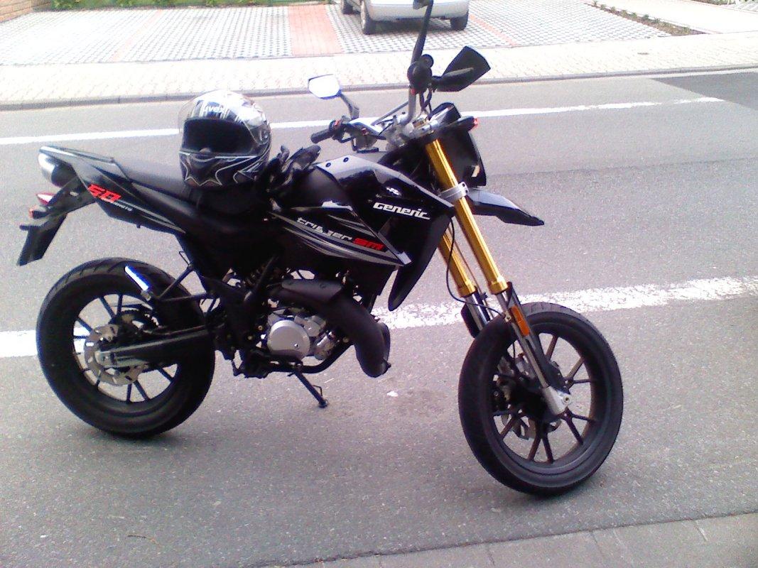 Trigger SM 50, 2007