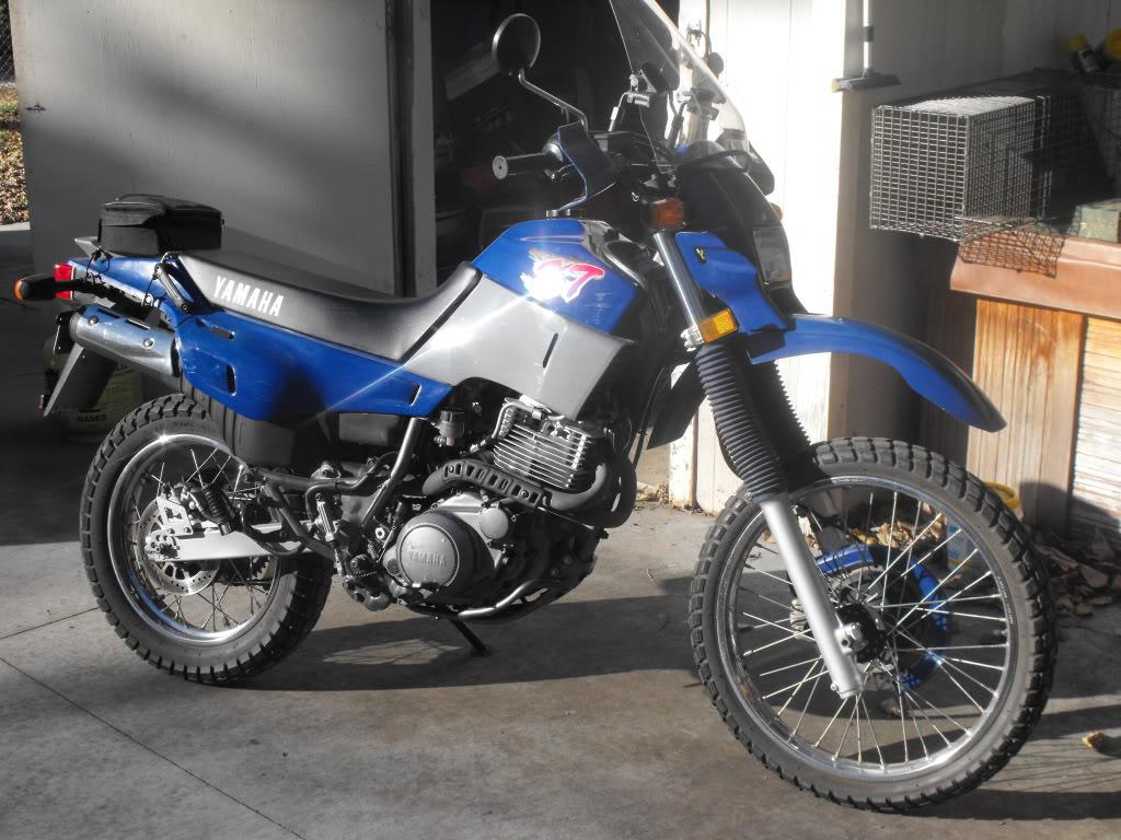 XT 600 K, 1990