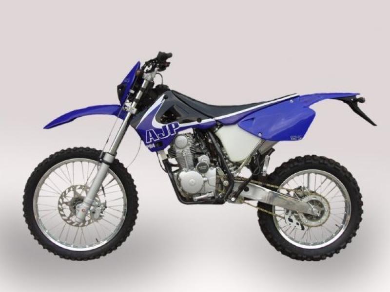 Pr4 200 Enduro, 2006