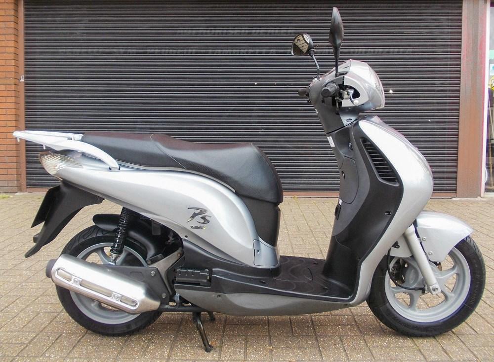 PS125i, 2007