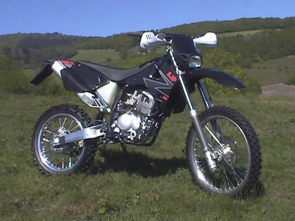 PR4 200 Enduro, 2008