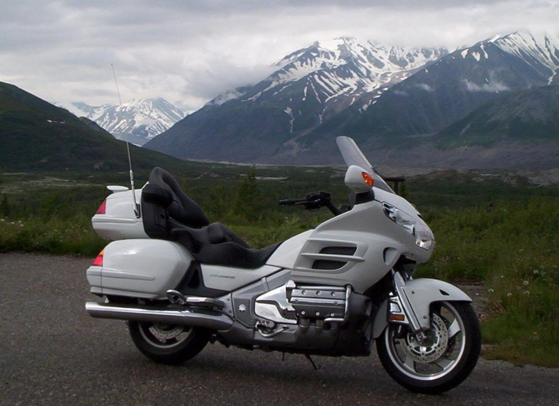 GL 1800 Gold Wing ABS, 2005