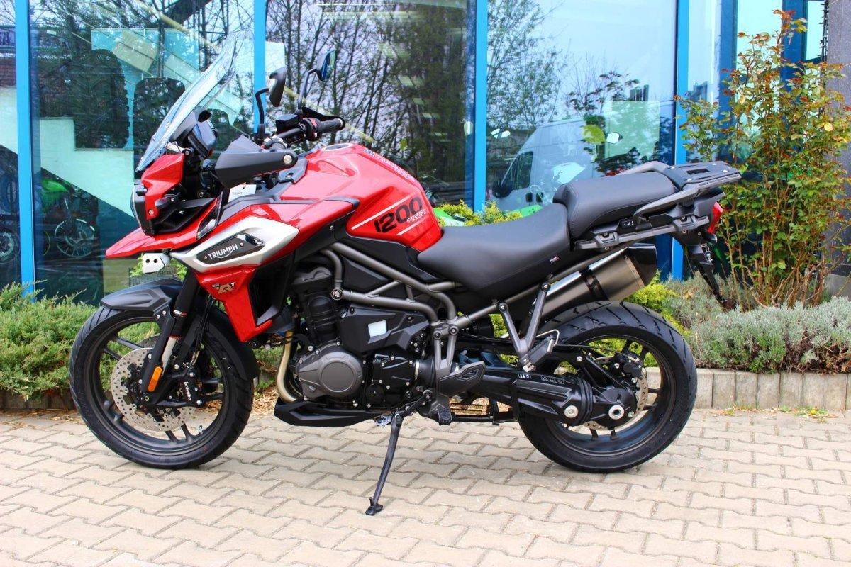 Tiger 1200 XRT, 2020