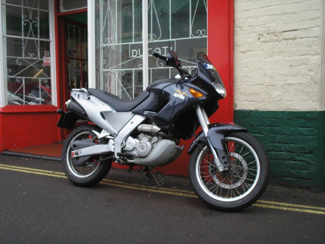Pegaso 650, 2002